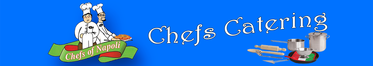 Chefs Catering Menu