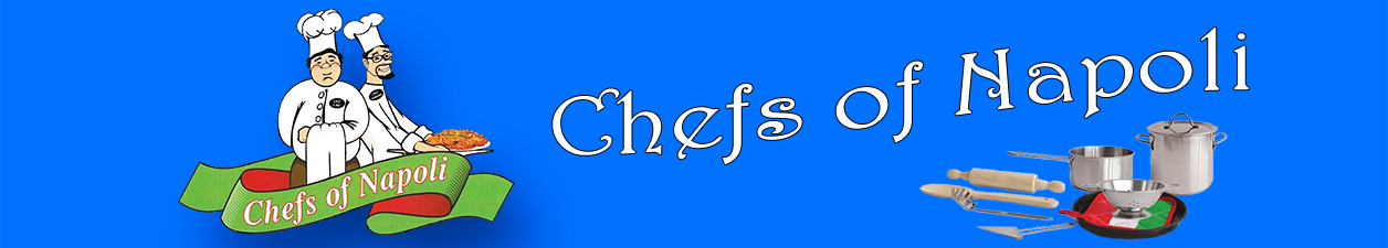 Chefs of Napoli Header